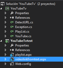 YouTubeTvProjects